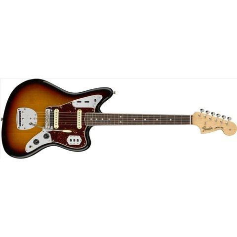 American Original '60s Jaguar, Rosewood Fingerboard, 3-Color Sunburst