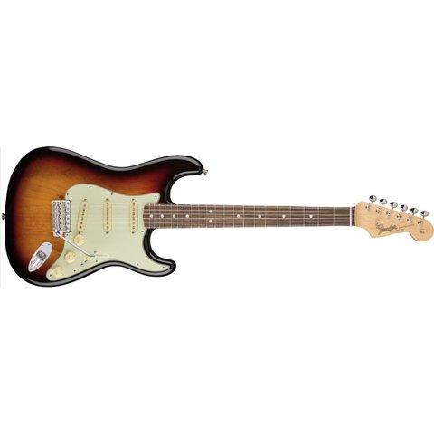American Original '60s Stratocaster, Rosewood Fingerboard, 3-Color Sunburst