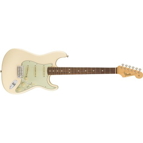 American Original '60s Stratocaster, Rosewood Fingerboard, Olympic White