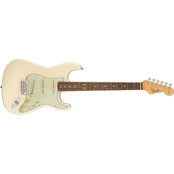 Fender American Original '60s Stratocaster, Rosewood Fingerboard, Olympic White