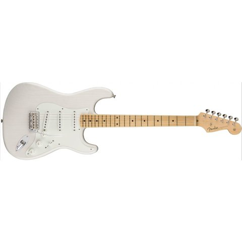 American Original '50s Stratocaster, Maple Fingerboard, White Blonde