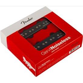 Fender Gen 4 Noiseless Jazz Bass Pickups, Set of 2