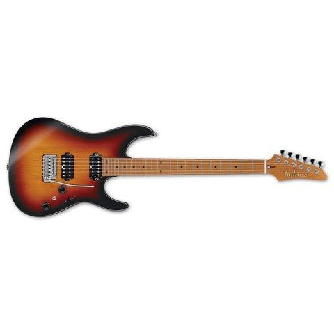 Ibanez AZ Prestige 6str Electric Guitar w/Case  - Tri Fade Burst Flat