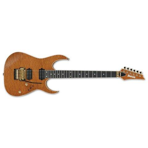 Ibanez RG Prestige 6str Electric Guitar w/Case - Natural Flat