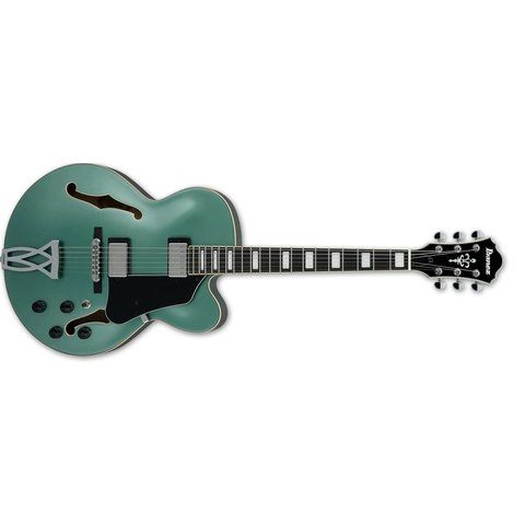 Ibanez AF Artcore 6str Electric Guitar - Olive Metallic