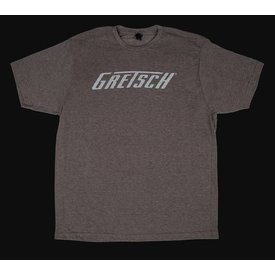Gretsch Guitars Gretsch Logo T-Shirt, Heather Gray, XL