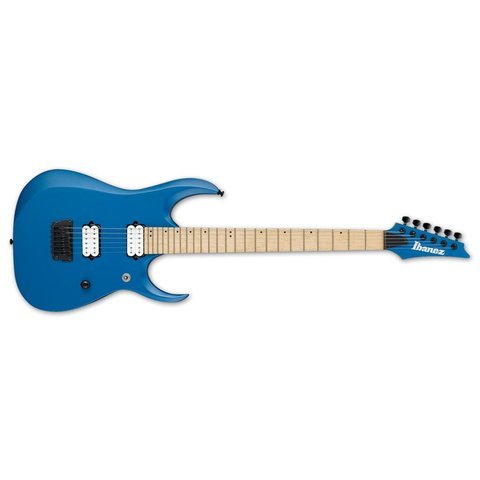 Ibanez RGD Iron Label 6str Electric Guitar - Laser Blue Matte