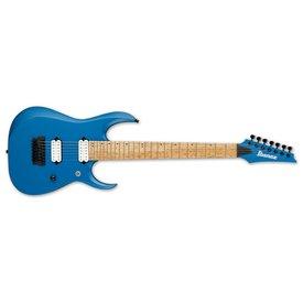 Ibanez Ibanez RGD Iron Label 7str Electric Guitar - Laser Blue Matte