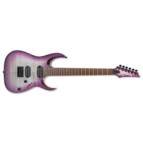Ibanez RGA Standard 6str Electric Guitar - Transparent Purple Burst Flat