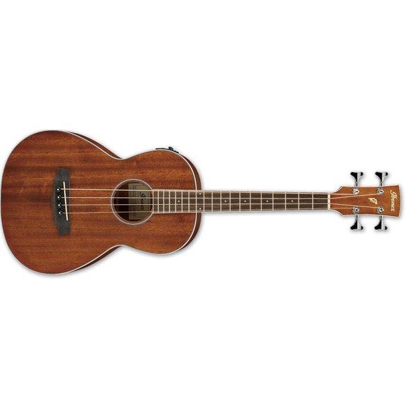 Ibanez Ibanez PNB Parlor Bass 4Str Acoustic/Electric Guitar - Open Pore Natural