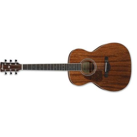 Ibanez AC Artwood 6Str Acoustic Guitar - Left Handed - Open Pore Natural