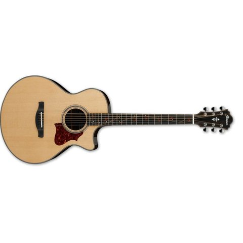 Ibanez AE 6Str Acoustic/Electric Guitar - Natural High Gloss