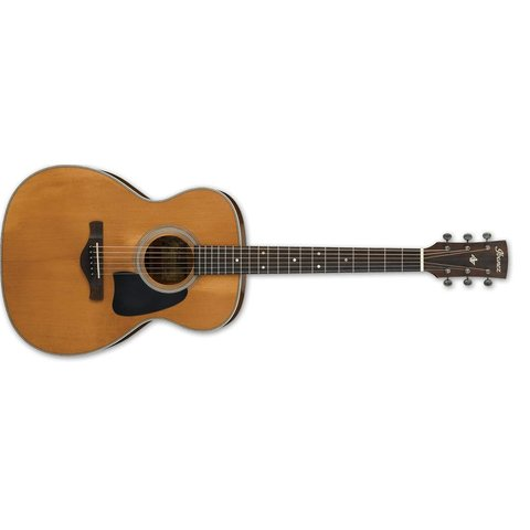 Ibanez AVC Artwood Thermo-Aged 6Str Acoustic Guitar - Antique Natural Semi Gloss