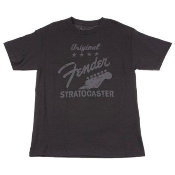 Fender Fender Original Strat T-Shirt, Charcoal, S