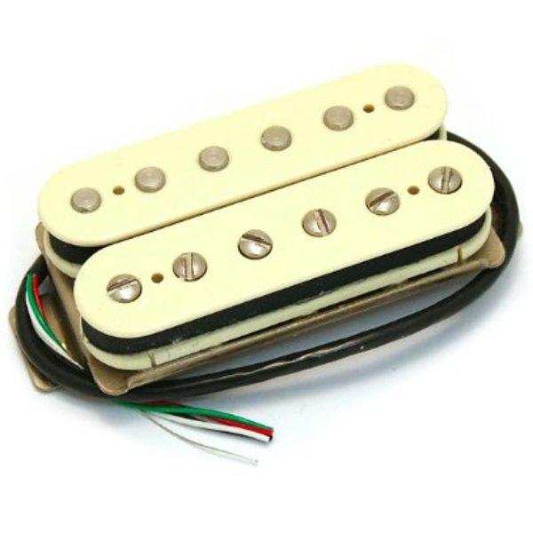 Fender Pickup, Classic Player Jaguar, Bridge, Aged White