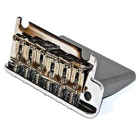 Fender American Standard Strat Bridge, ('08-Present), Chrome