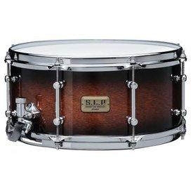 TAMA TAMA S.L.P. Dynamic Kapur 6.5''x14'' snare drum Black Kapur Burst