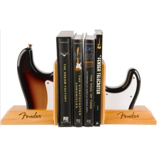 Fender Fender Strat Body Bookends, Sunburst