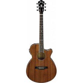 Ibanez Ibanez AEG12IINT AE Acoustic Electric Guitar Natural