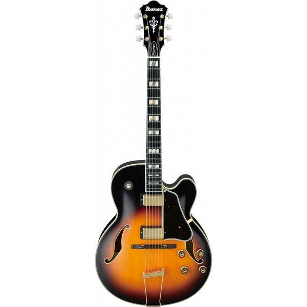 Ibanez Ibanez AF200BS Artstar Prestige Electric Guitar Flamed Maple w/Case