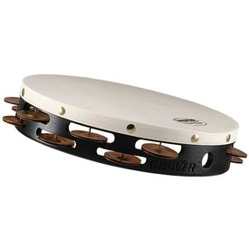 Grover Pro Percussion Grover Pro Percussion 10'' Double Row Phosphor Bronze Tambourine
