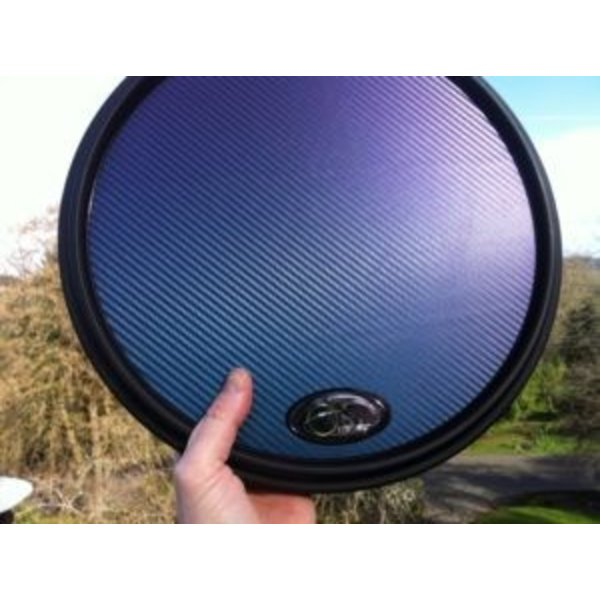 Offworld Percussion Offworld Percussion Invader V3 Practice Pad, BC