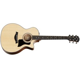 Taylor Taylor 314 V-Class Grand Auditorium Acoustic-Electric - Natural
