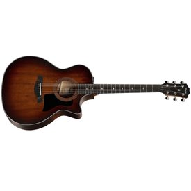 Taylor Taylor 324 V-Class Grand Auditorium Acoustic-Electric - Shaded Edgeburst