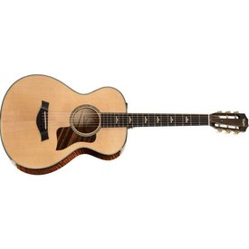 Taylor Taylor 612e 12-Fret Grand Concert Acoustic-Electric