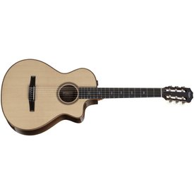 Taylor Taylor 712ce-N Grand Concert Nylon String Acoustic-Electric - Natural