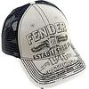 Fender Strat Trucker Hat, Grey, Onesize