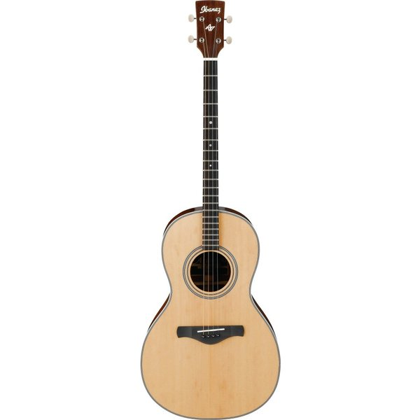 Ibanez Ibanez AVT1NT Artwood 4-String Tenor Acoustic Guitar Natural