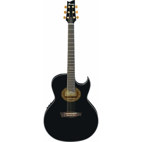 Ibanez EP5BP Euphoria Steve Vai Signature Model Acoustic Electric Black Pearl