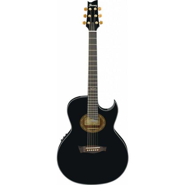 Ibanez Ibanez EP5BP Euphoria Steve Vai Signature Model Acoustic Electric Black Pearl