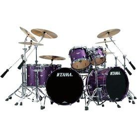 TAMA TAMA Starclassic Maple Lars Ulrich World Wired 6pc Shell Kit Deeper Purple Sparkle