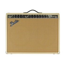 Fender Limited Edition Blonde '65 Twin Reverb, 120V