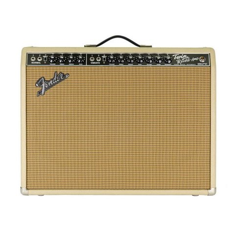 Limited Edition Blonde '65 Twin Reverb, 120V