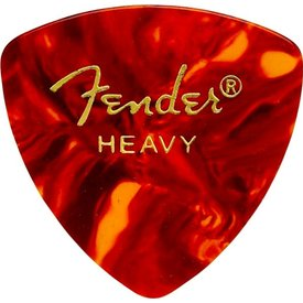 Fender Fender 346 Heavy Tortoise Shell Picks 12 pk
