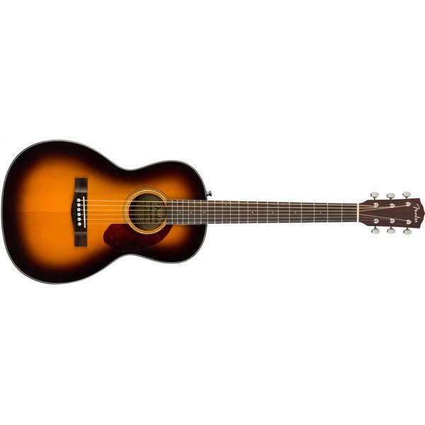 Fender CP-140SE Sunburst, with Case