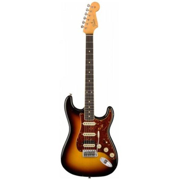 Fender Custom Shop Journeyman Relic Postmodern HSS Strat, Rosewood Fingerboard, 3-Color Sunburst