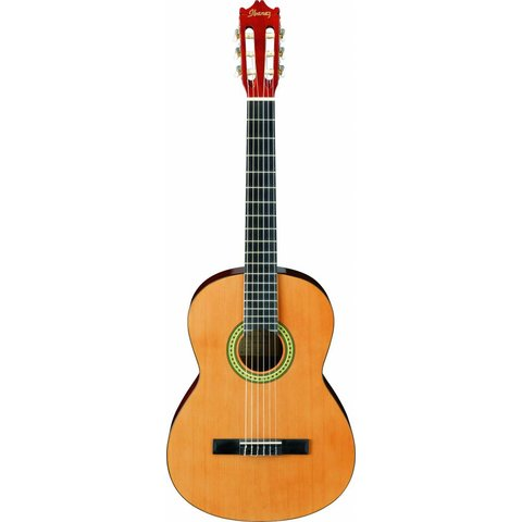 Ibanez GA3 CL Classical Guitar Natural Spruce