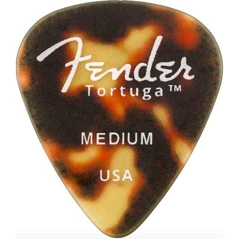 Fender Tortuga 351 Medium Shell Picks 6 pk