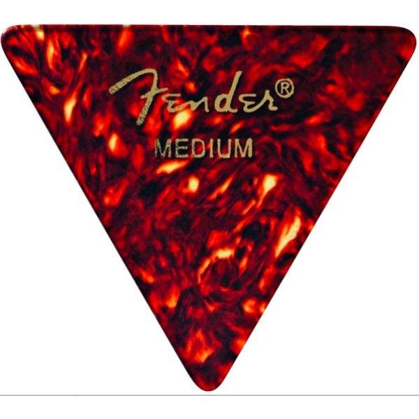 Fender Fender 355 Heavy Triangle Shell Picks 12 pk