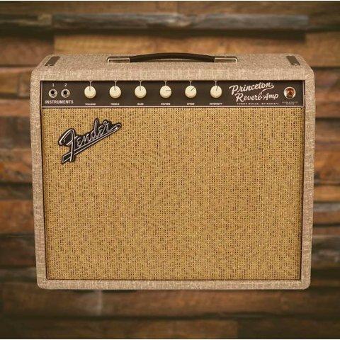 Fender 65 Princeton Fawn Greenback FSR Limited Edition 2018