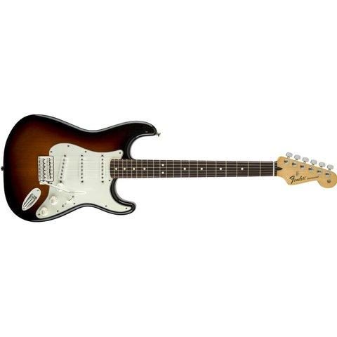 Standard Stratocaster, Pau Ferro Fingerboard, Brown Sunburst