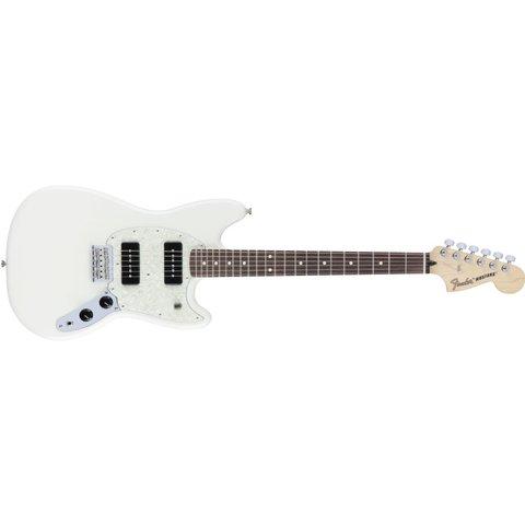 Mustang 90, Pau Ferro Fingerboard, Olympic White