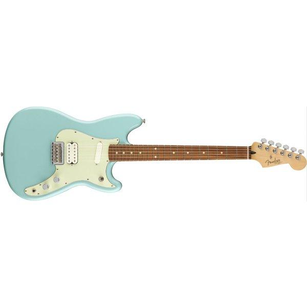 Fender Duo-Sonic HS, Pau Ferro Fingerboard, Daphne Blue