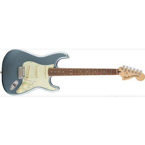 Deluxe Roadhouse Stratocaster, Pau Ferro Fingerboard, Mystic Ice Blue