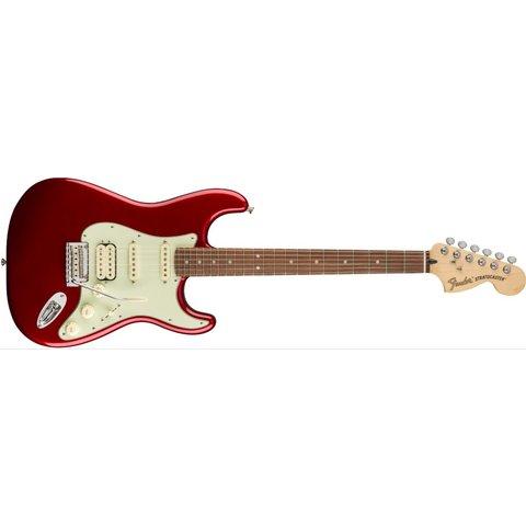 Deluxe Stratocaster HSS, Pau Ferro Fingerboard, Candy Apple Red
