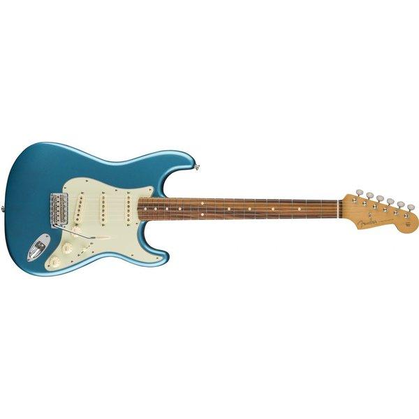 Fender Classic Series '60s Stratocaster, Pau Ferro Fingerboard, Lake Placid Blue